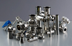 Tri-Clover Sanitary Fittings & Valves