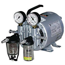 Rotary Vacuum Pump Pattern