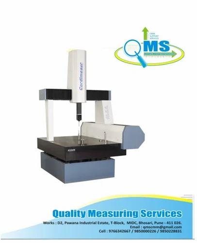 Inspection Services By Cmm Cmm Inspection Service 2d