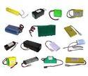Blue, Green Aa Battery Packs, 7.4v