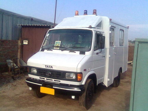 Medical Mobile Hospital Fabrication Services