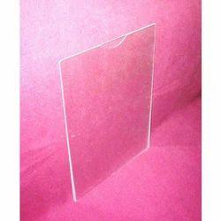 Acrylic Folded Frame