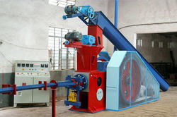 Biocoal Briquetting Machine