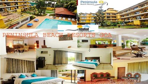 Peninsula Beach Resorts Calangute North Goa