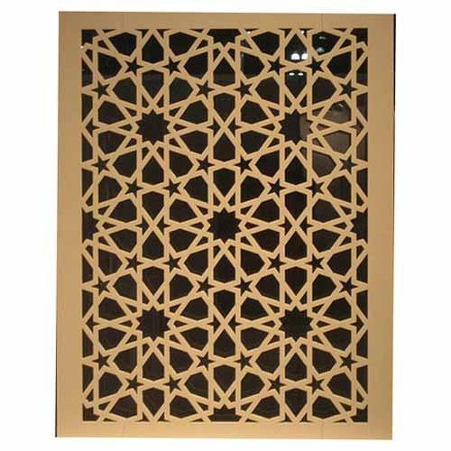 Water Jet Cutting Services And Cnc Router Mdf Jali Work