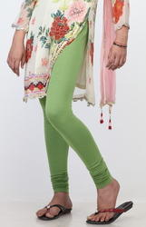 Abhi 101 Plain Churidar Legging