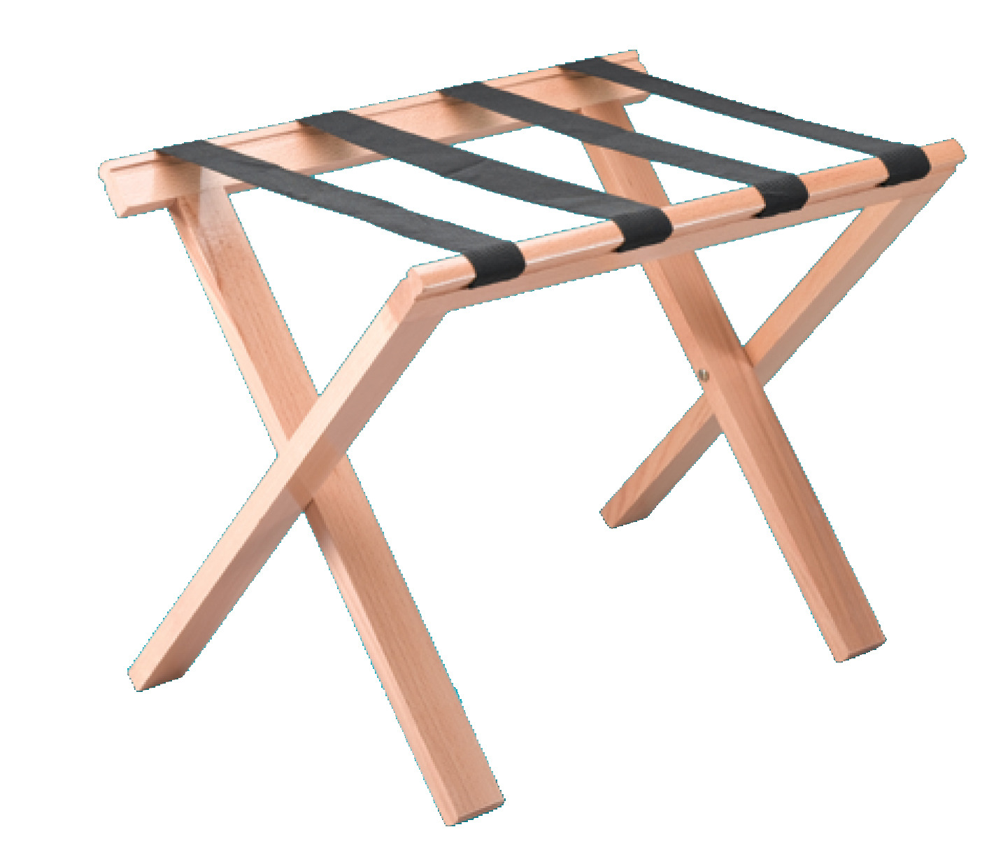 Eston Brown Hotel Luggage Racks