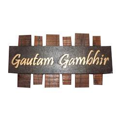 Wooden Name Plate Manufacturers, Suppliers & Dealers in Pune ...
