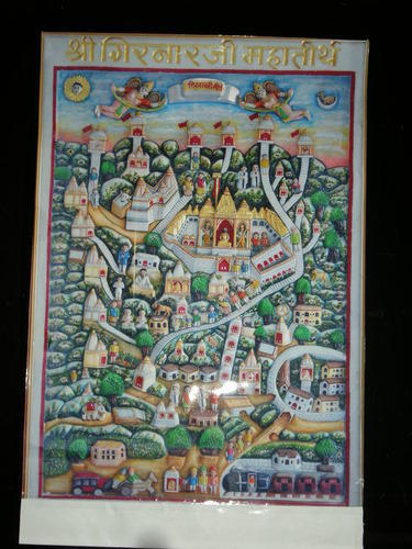 Jain Pat Girnar Tirth Manufacturer From Jaipur