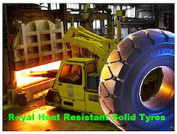 Royal Foundry Grade Solid Heavy Tyres