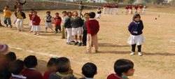 Playground and Sports Facilities