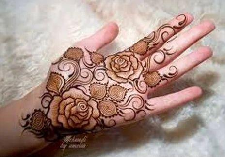 Henna Mehndi Quotes : Latest mehndi designs top styles