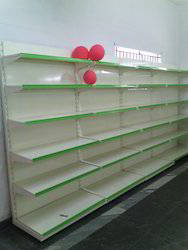 Sastha Stainless Steel Wall Racks, for Supermarket