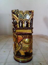 Golden Ambari Wooden Handicraft