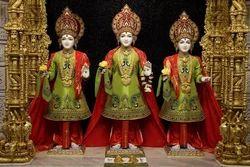 Elegant Swami Narayan Statue