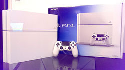 playstation 4 ps4 b chassis white console