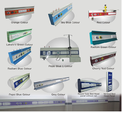 ICU Bed Head Panels