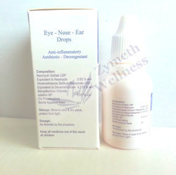 Dexamethasone With Neomycin Eye Ear Nasal Drops