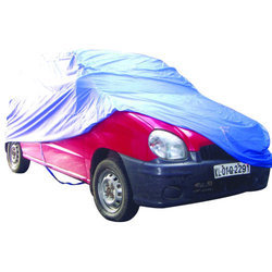 KSPI Blue HDPE Car Cover