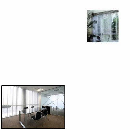 Vertical Blind for Office