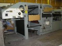 Automatic Used Bobst Die Cutting Machine