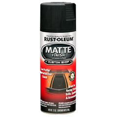 Rust Oleum 263422 Automotive Matte Finish Spray Paint