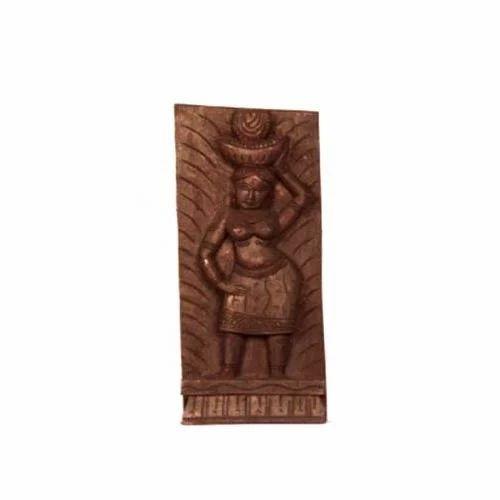 Wooden Carving Panel Lakdi Ka Nakkashi Panel The Tamilnadu