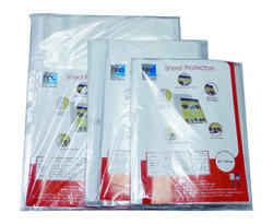 Sheet Protector, A4, FC, A3 (30 / 50 / 75 / 100 Microns)