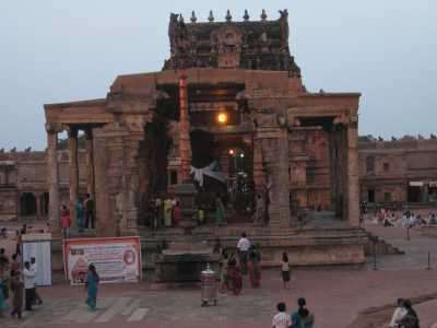 Thanjavur Famous Temple Tours, टेम्पल टूर