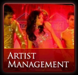 Artist Management Event Service