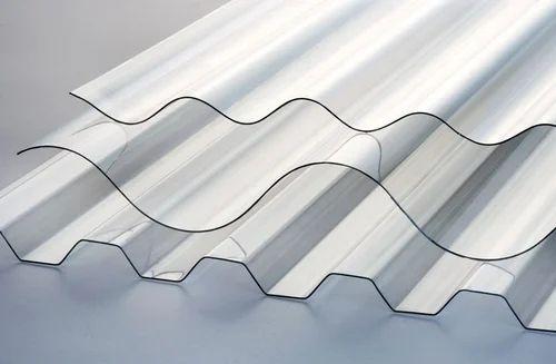 Plastic Corrugated Sheets, Pvc, Ldpe, Hdpe & Plastic