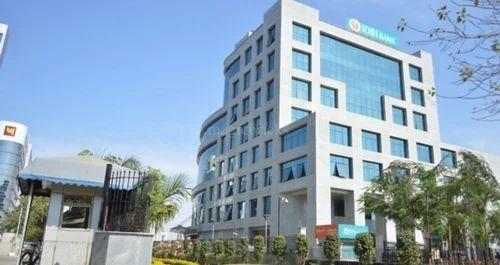 Idbi Bank Office Building Construction In Phase 1 Delhi