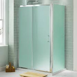 Shower Enclosure Frosted Glass Shower Cubicle Service