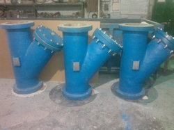 FRP Y Type Strainer