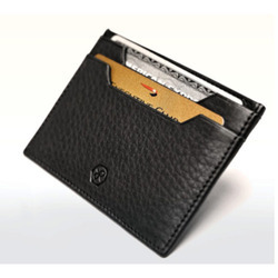 1098fde5446 Leather Credit Card Holder at Rs 100  piece