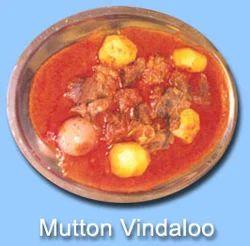 Mutton Vindaloo