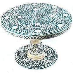 Bone Inlay Furniture Coffee Table