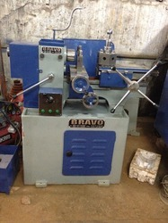 Semi-automatic Bravo Capstan Lathe Machine, Model: Bcm25