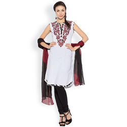 Style Designer Embroidered Party wear Long Dress Kurtas