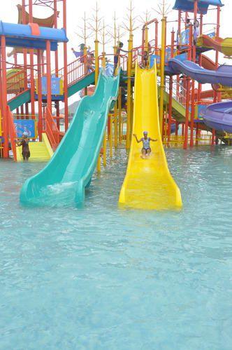 Water Slides High Thrill Water Slide Manufacturer From Vasai