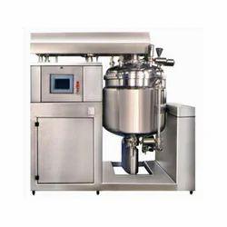 Vacuum Emulsion Mixer