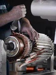 DC Motor Rewind Rebuild Repairs
