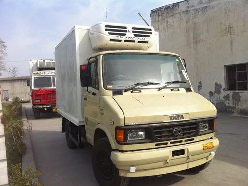 8da2d06ed4 Refrigerated TATA 407 Van