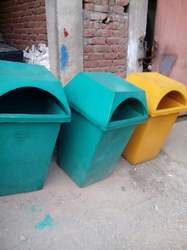 Roto-Moulded - Dustbin