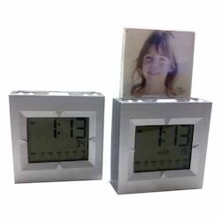 LCD Double Photo Frame