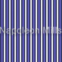 Cotton Blended Stripe  Fabric