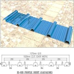 Colour Coated Roofing Sheet in Noida, कलर कोटेड रूफिंग