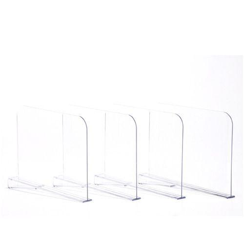 Shelf Divider Acrylic Dividers Manufacturer From Mumbai
