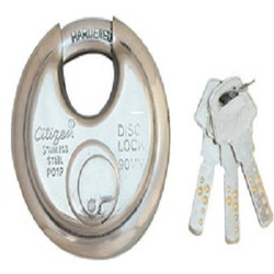 Stainless Steel Disc Locks