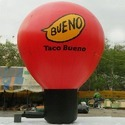 Branding Inflatable Balloons
